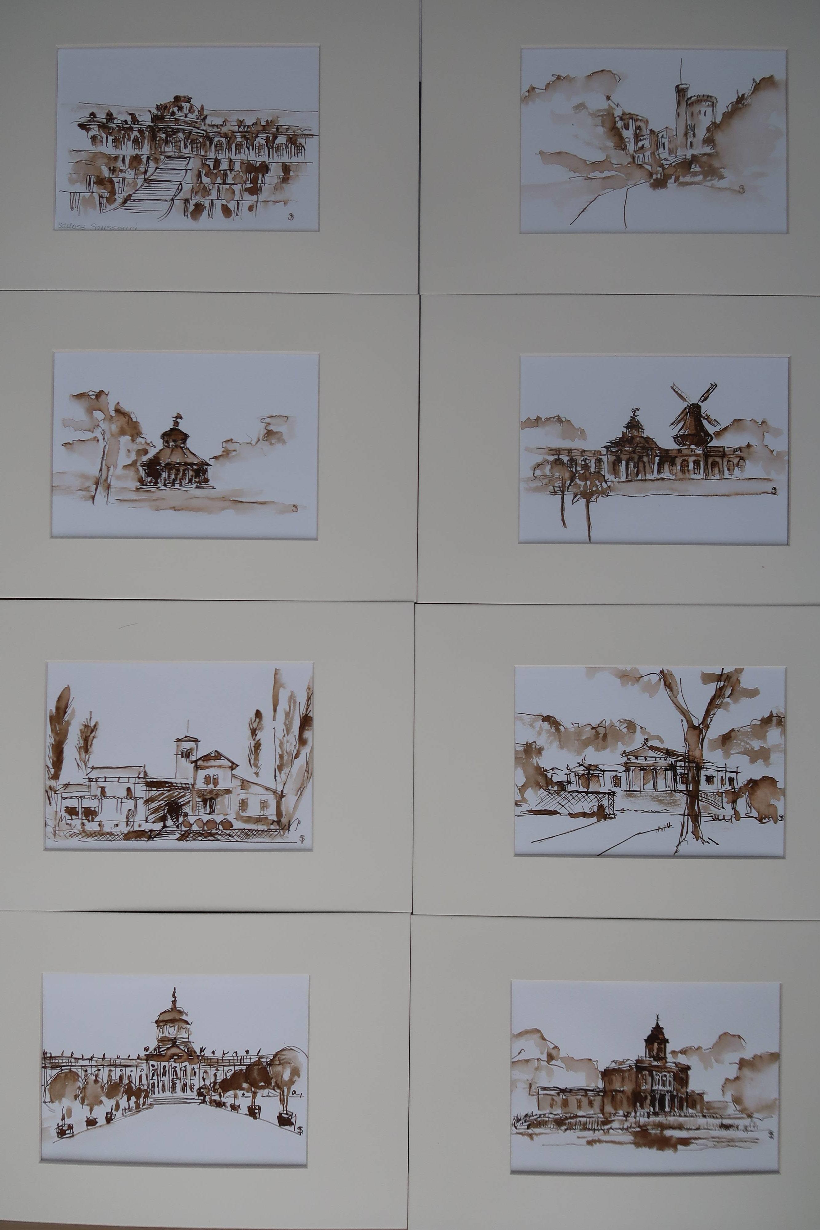 Potsdamer Miniaturen - Gabriele Stolze