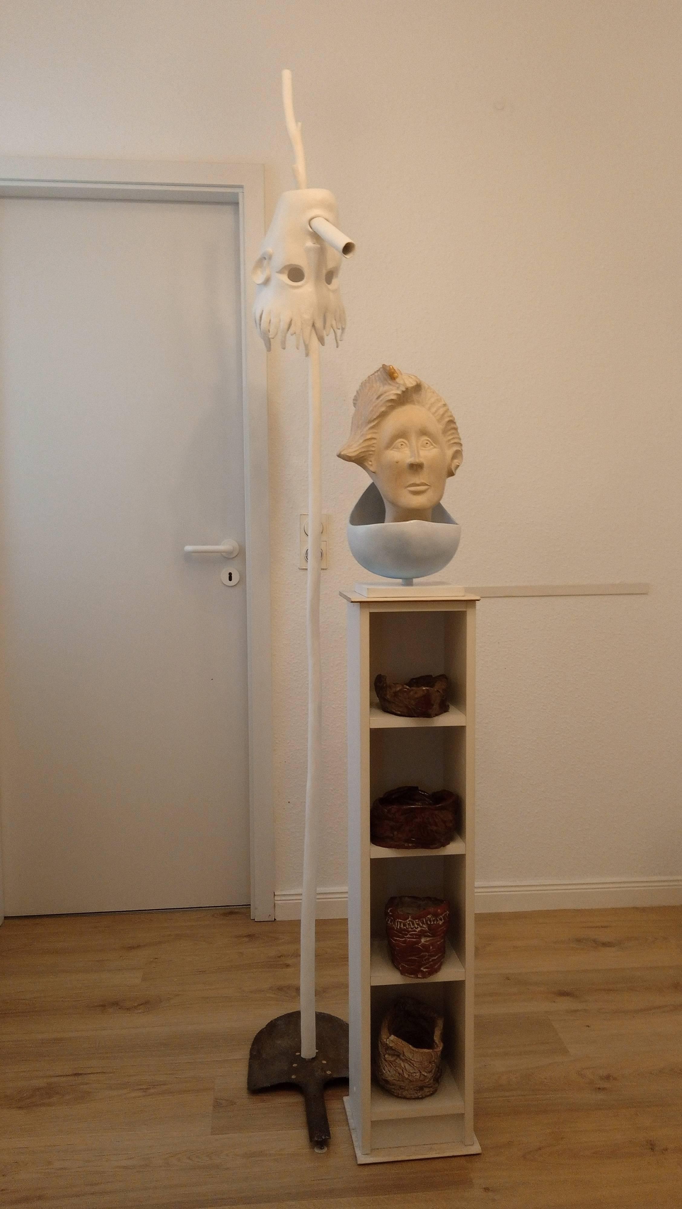 Skulptur - Peter Oelker