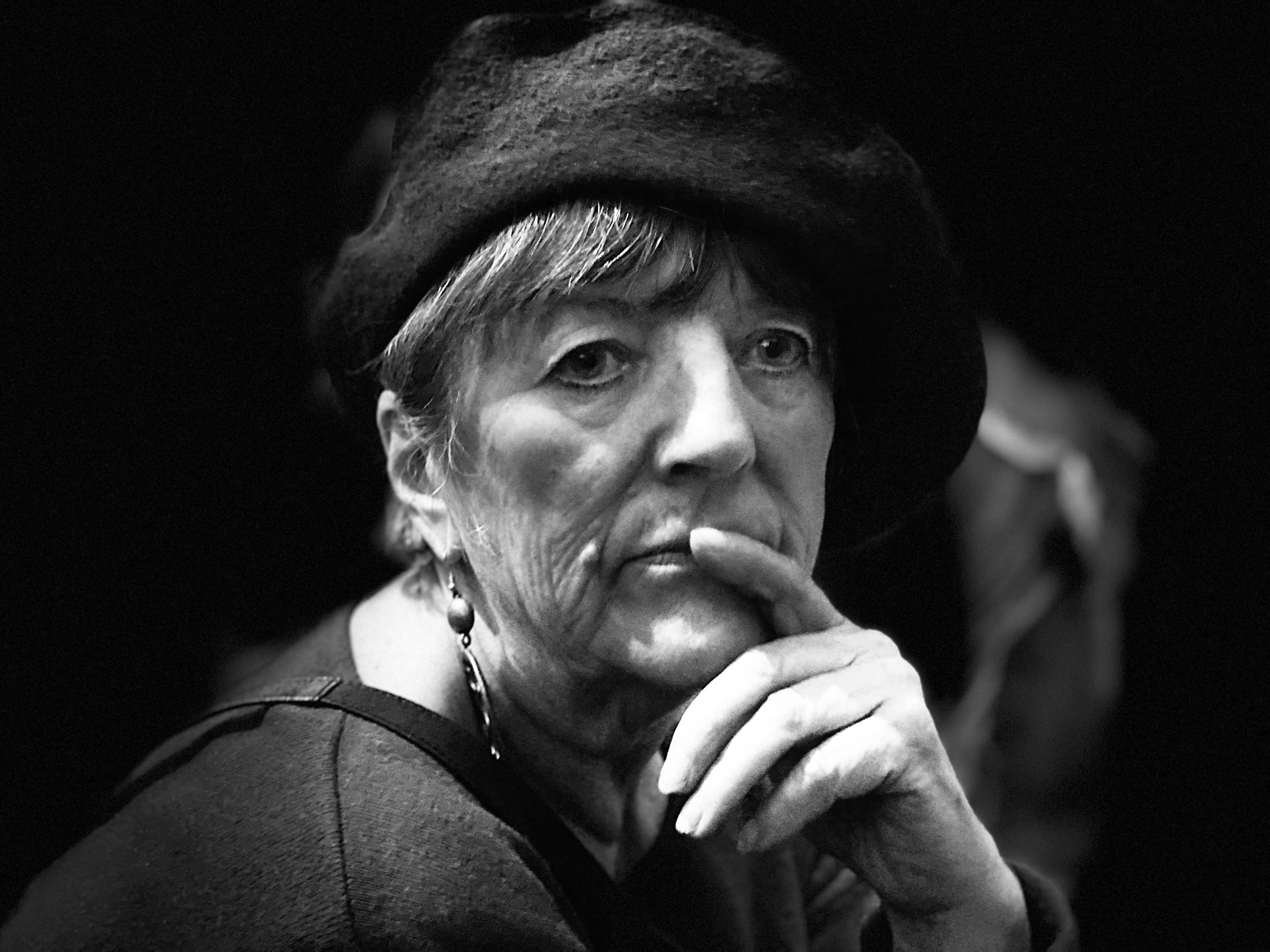 RENATE MELZ: M.S. im Barberini Portrait-Projekt