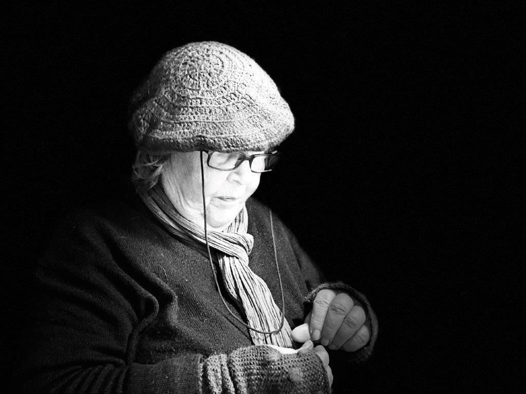 RENATE MELZ: Portrait-Projekt