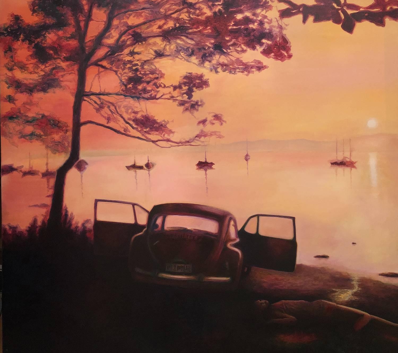 BENJAMIN ORTLEB: Deceptive Evening